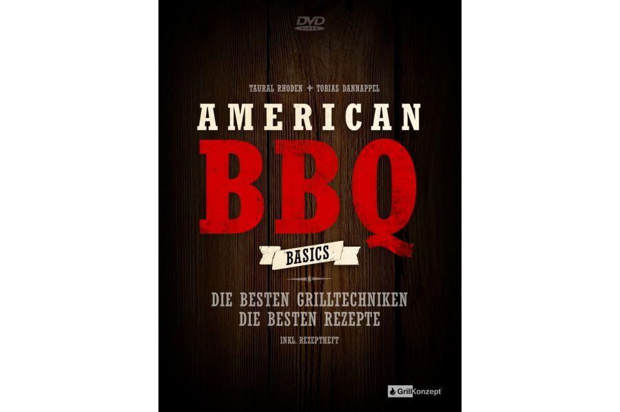 American BBQ Basics DVD