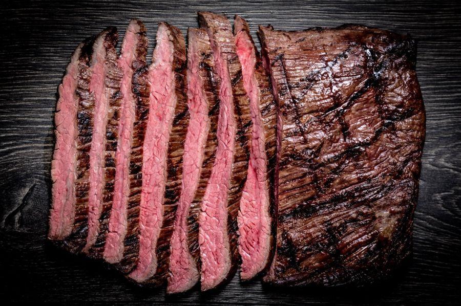 Beef Rind Flank Steak Flanke