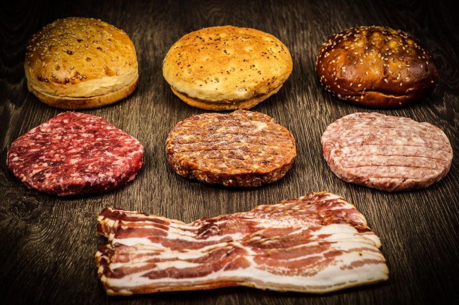 Burger Buns & Patties zu bestellen bei yourbeef