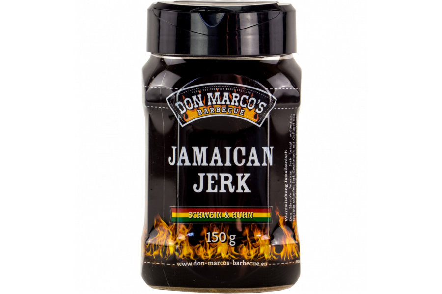 Don Marco´s Barbecue Jamaican Jerk