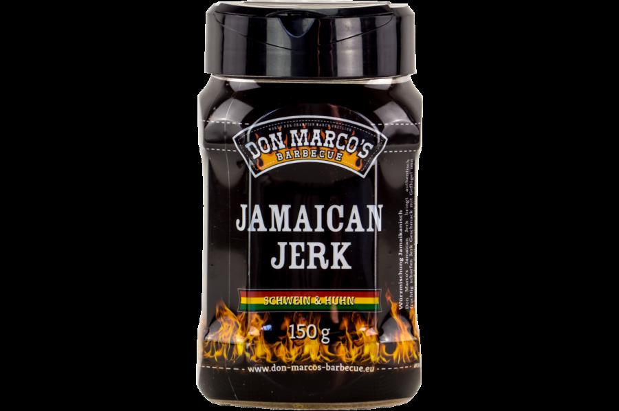 Don Marco's Jamaican Jerk
