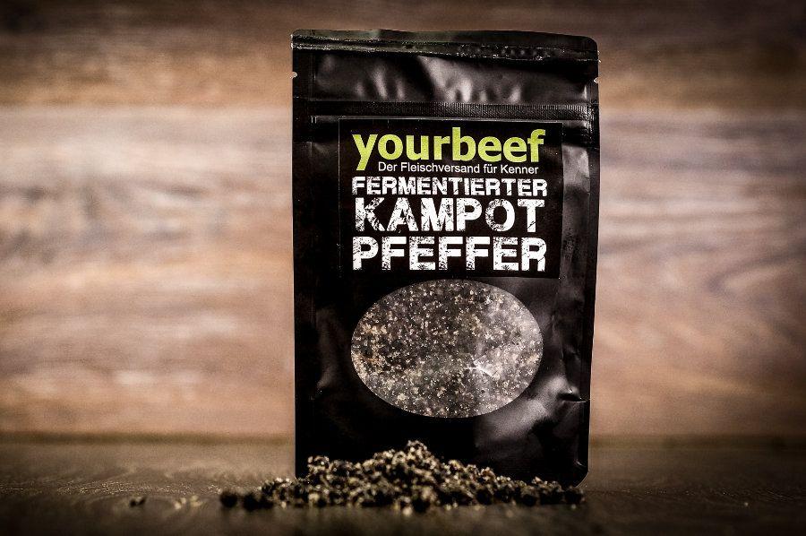 Fermentierter Kampot Pfeffer von yourbeef