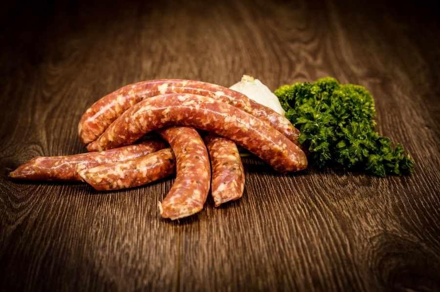 Salsiccia - handwerklich hergestellt nach original italienischem Rezept mit zarter Fenchel-Note.