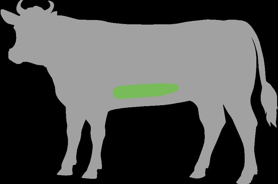 Skirt Steak Kronfleisch