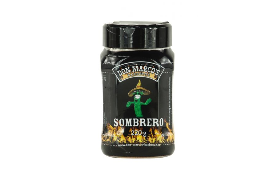 Don Marco´s Barbecue Sombrero