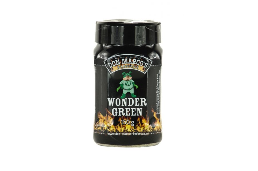 Don Marco´s Barbecue WonderGreen