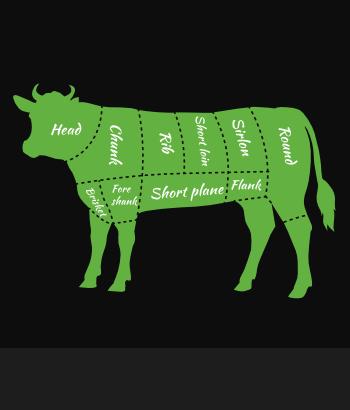 Bestes Rindfleisch vom Metzger online bestellen